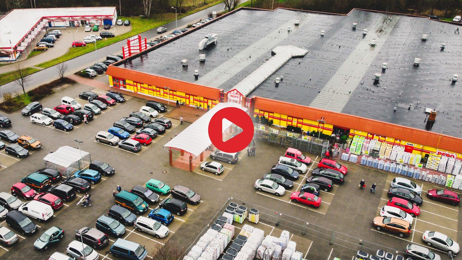 Imagefilm über die Neueröffnung des REPO-Markt in Jessen